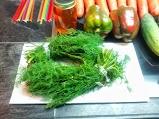 Fresh herbs..