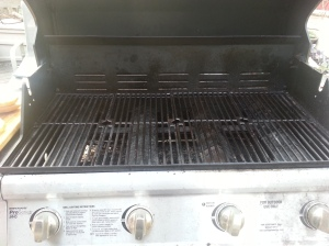 Hey look it's a grill....
