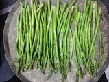 Asparagus...