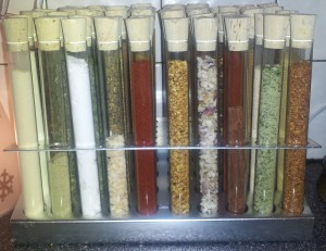 Some of my spices....
