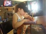 Homeschooling...