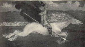 Odin_and_Sleipnir_-_John_Bauer