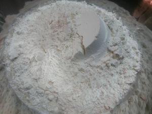 Flour saying hello....