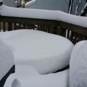 My back deck.