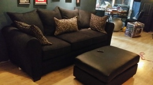 New couch....