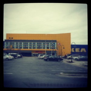 Ikea and I became BESTIES!!!