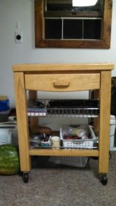 This is a pic of my butcher block ssot