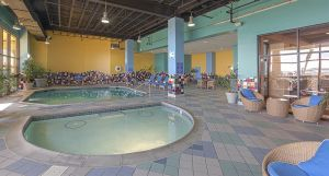 Our favorite place to swim...Stock pic of the indoor pool.