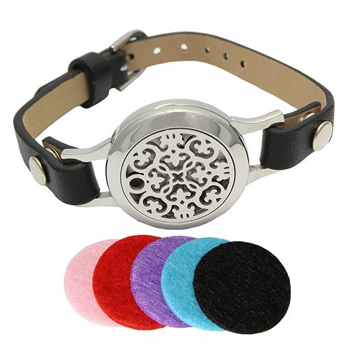 Aromarain-essential-oil-bracelet